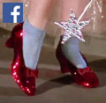 Follow Judy Garland's Shoes on Facebook