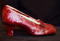 Authentic looking ruby slippers
