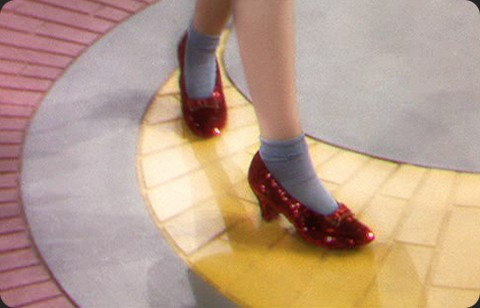 Questions and Answers about Judy Garland's ruby slippers