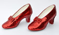 Ruby slippers are the holy grail of all Hollywood memorabilia