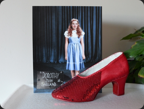 Technique used by MGM studios to make the original ruby slippers