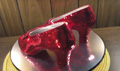 Video of a pair of ruby slippers crafted by us